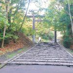 北海道神宮で野生動物?道内随一パワースポットのご利益やアクセス
