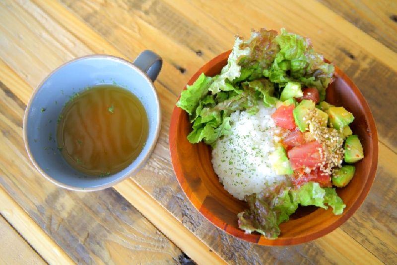 鳩間島-食事