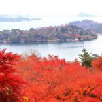 「西行戻しの松公園」は宮城松島の絶景観光ポイント!!