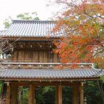 「功山寺」は桜・紅葉も最高な古刹!歴史はここから動いた!?