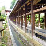 吉備津神社の神様は桃太郎!?ご利益や回廊などの神社建築も解説