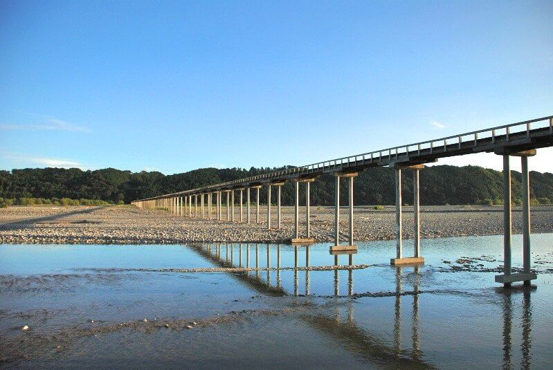 蓬莱橋とは