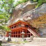 達谷窟毘沙門堂の最強のお札やバスでのアクセス・紅葉・桜情報を解説