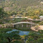 栗林公園の春秋ライトアップにうっとり カフェも茶屋も素敵な庭園!