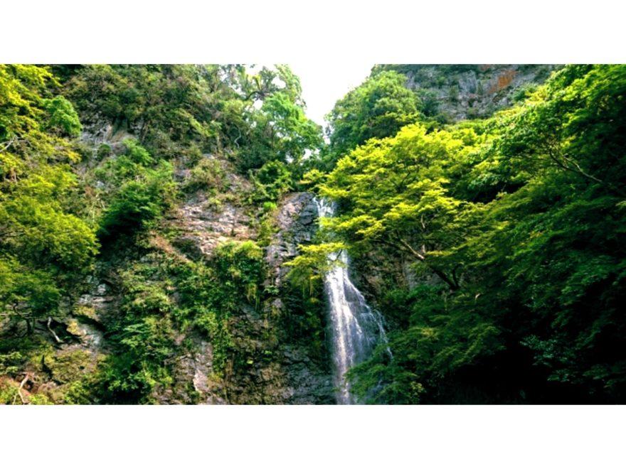 箕面大滝画像