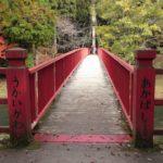 宇甘渓で紅葉ライトアップや山桜から新緑ホタルまで!近隣キャンプも