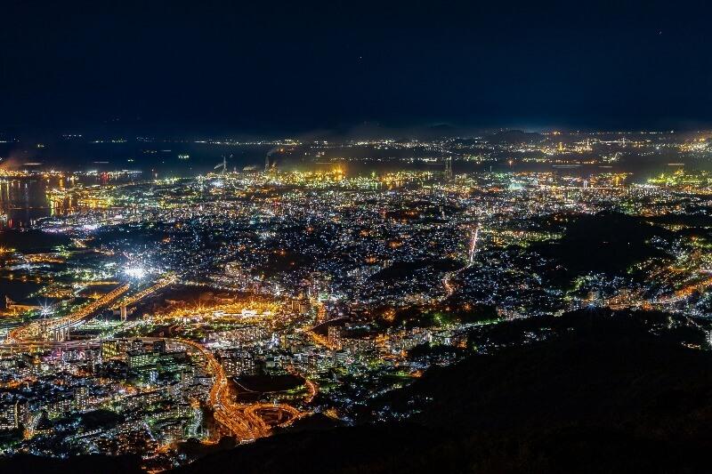 皿倉山_夜景_001