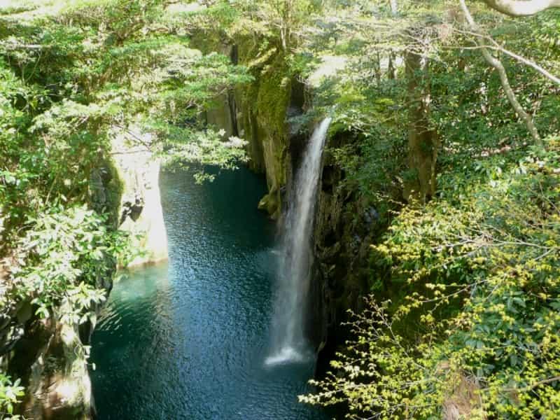 国見ヶ丘用真名井の滝