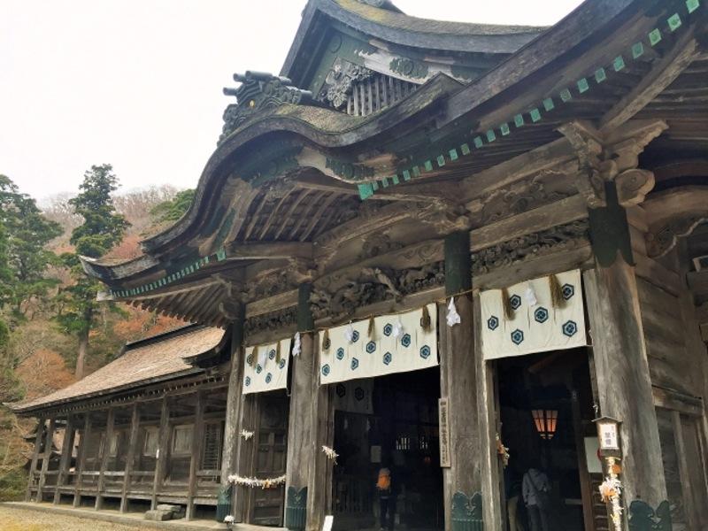 大神山神社画像