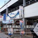ランチにオススメ!『沼津港』は駿河湾の海鮮グルメが超充実!隣には深海水族館も!