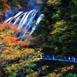 袋田の滝へのアクセス・駐車場・周辺観光・宿泊・温泉まとめて紹介