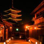 仄明かり -京都 古都のライトアップ-