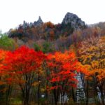 層雲峡温泉は紅葉の最高絶景スポット!温泉・登山・氷瀑まつりも!