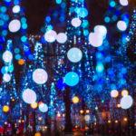 大阪・光の饗宴は冬の風物詩!コア・エリアプログラムともに煌めく