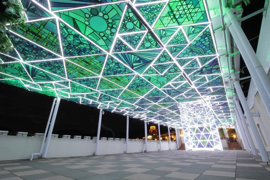 ラグーナテンボス 光のテラス