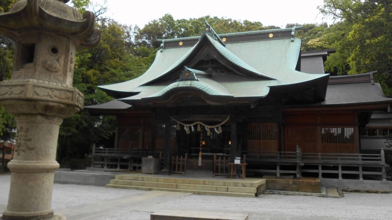 神奈川 神社 パワー スポット