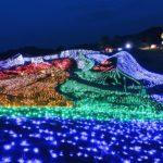 国営讃岐まんのう公園イルミネーション2019-2020の開催情報を紹介!
