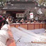 福岡の伝統的な初詣『三社参り』を神社と一緒に解説!