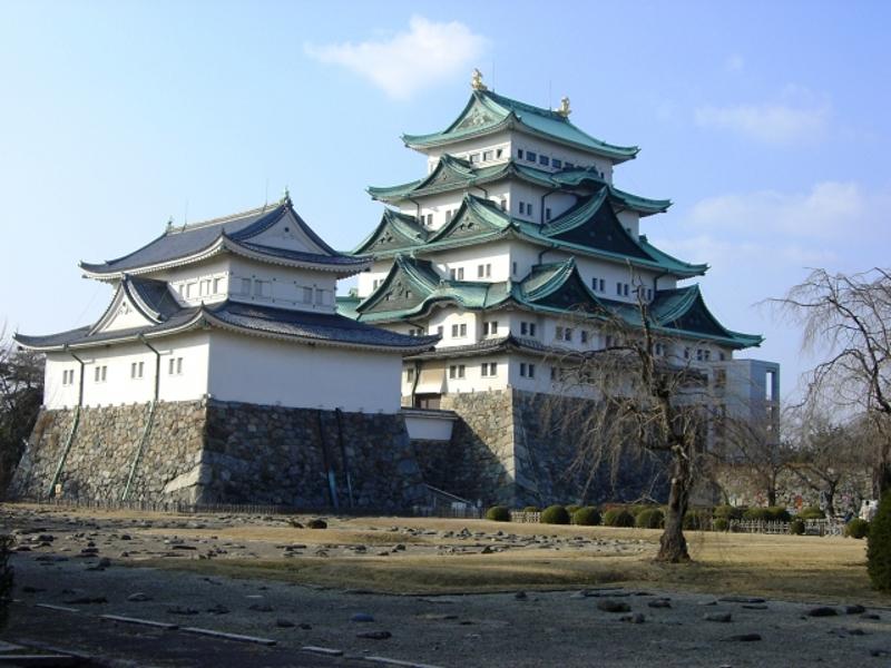 名古屋城画像