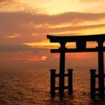 滋賀の白鬚神社は夕日も最高だった!!駐車場やアクセス情報も!