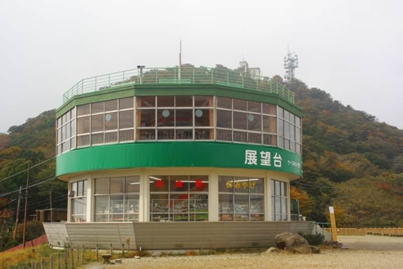 筑波山 展望台
