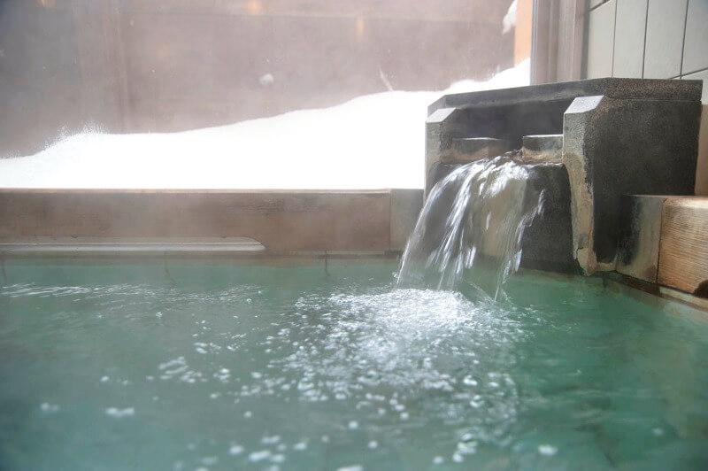 旅館仙台屋のお風呂