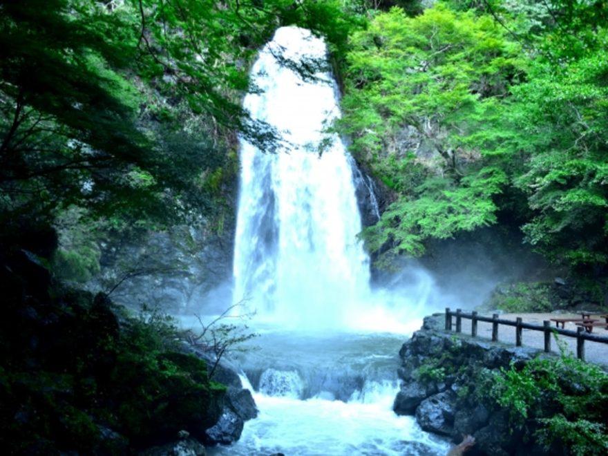 大阪 箕面大滝
