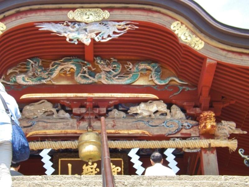 御岳山_武蔵御岳神社