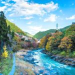 御岳渓谷で紅葉や川遊びを楽しむ遊歩道散策!アクセス・駐車場情報も紹介