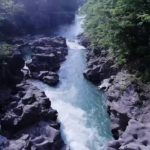渓谷美の中を団子が空を飛ぶ?!『厳美渓』でゆったり散策を楽しむ!