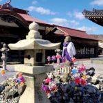 恐山は青森県むつ市 菩提寺に参詣し温泉で極楽へ!三途の川もある