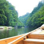 猊鼻渓で舟下り体験!藤や紅葉などの見どころやクーポン情報を解説