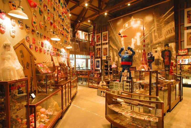 昭和ロマン蔵_駄菓子屋の夢博物館