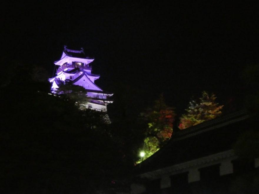 高知城光の祭