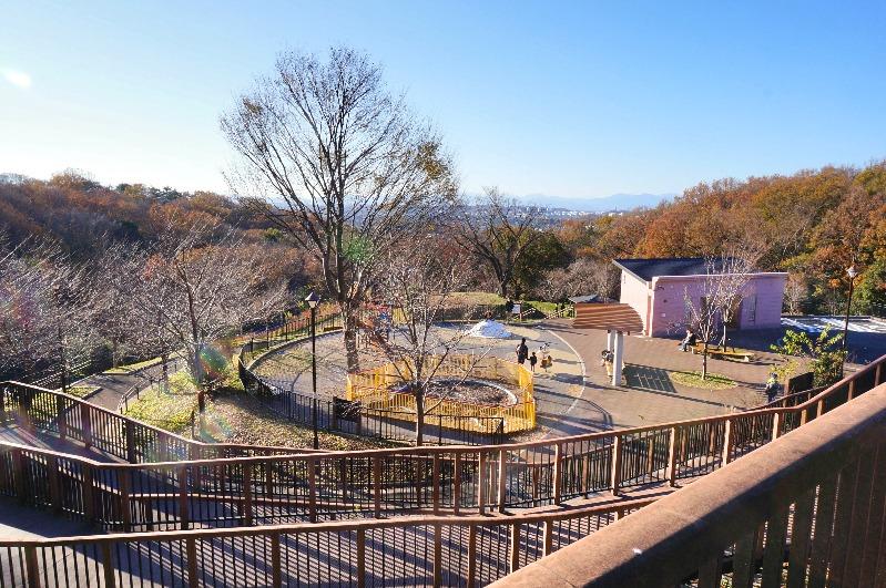 桜ヶ丘公園_遊びの広場