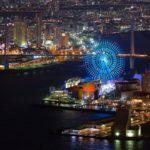 さきしまコスモタワー展望台で夜景・夕日・初日の出を楽しむ!
