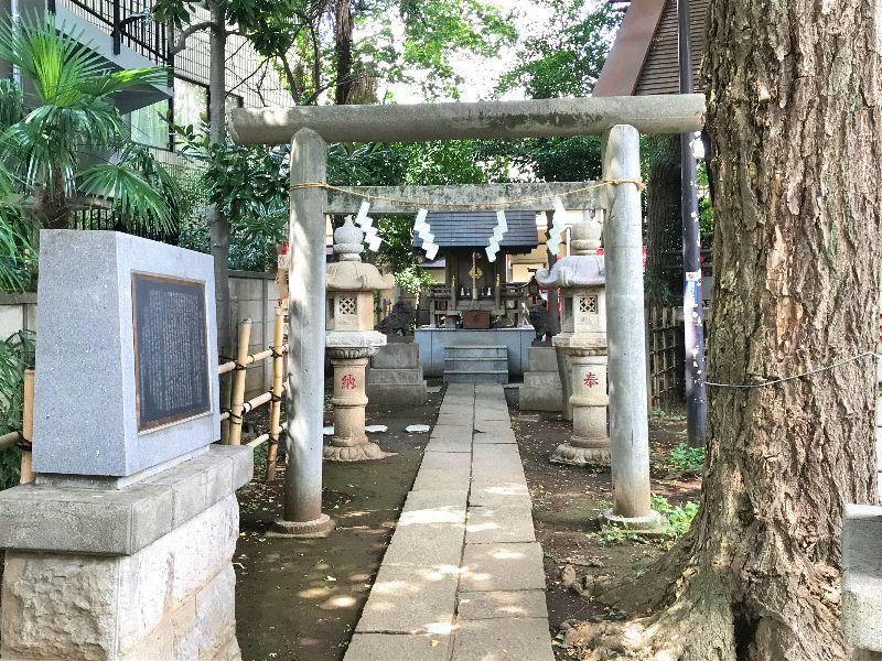 気象神社_拝殿