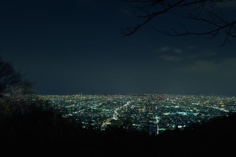 生駒山夜景