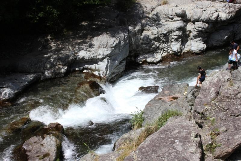秋川急流の画像