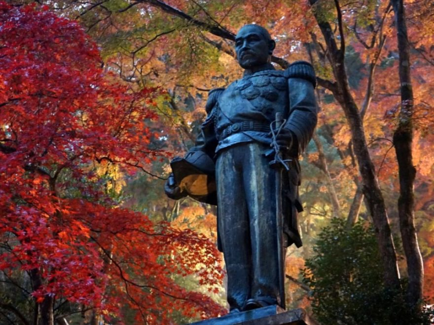 東郷公園・秩父御嶽神社(埼玉) | 2018年紅葉ライトアップ情報