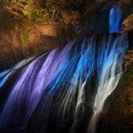袋田の滝(茨城) | 2019年紅葉ライトアップ・見頃情報