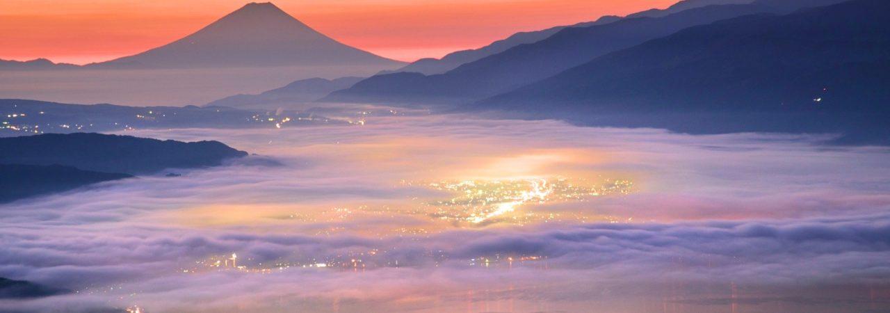 穴場や秘境も!日本全国のおすすめ雲海スポット31選【エリア別】