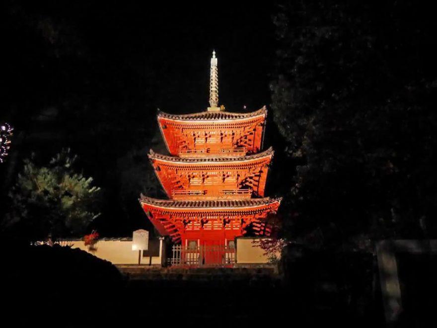 宝福寺(岡山) | 2018年紅葉ライトアップ情報