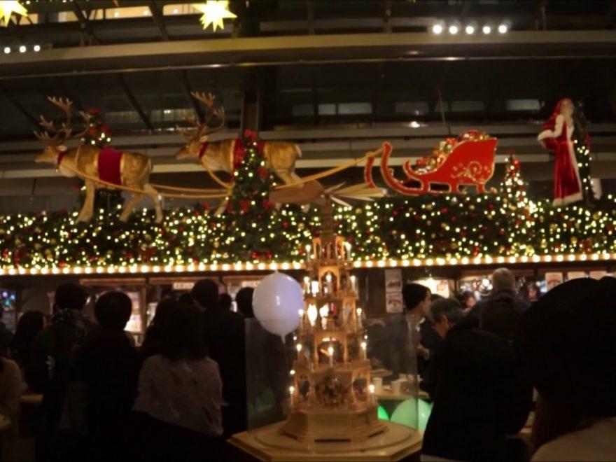 六本木ヒルズクリスマスマーケット(東京/2018年開催情報)