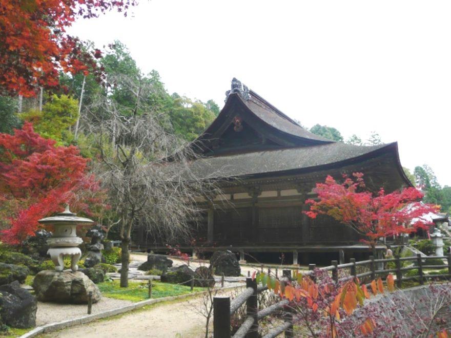 国宝善水寺(滋賀) | 2019年紅葉ライトアップ・見頃情報