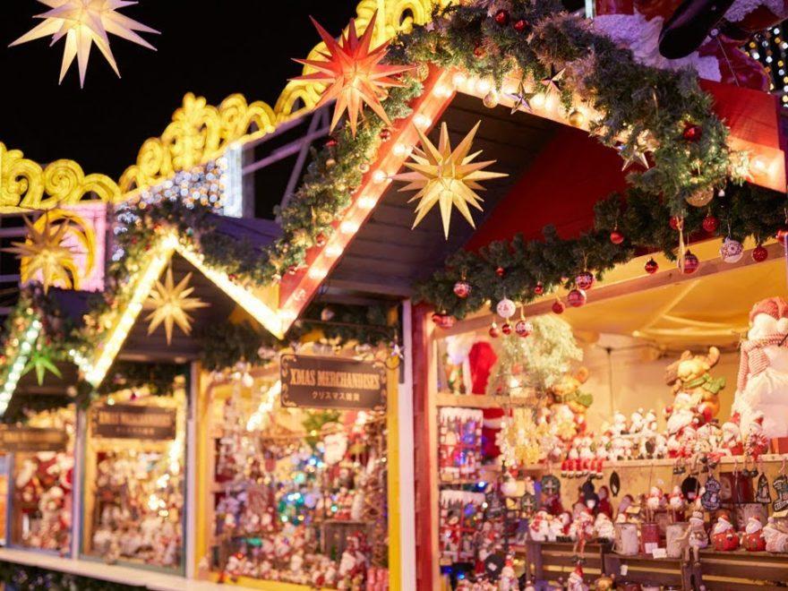 光のクリスマスマーケット2018(長崎ハウステンボス/開催情報)