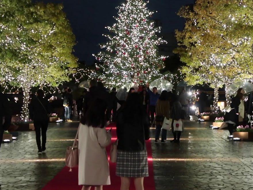恵比寿ガーデンプレイス(東京) | 2018年イルミネーション情報