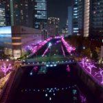 品川区立五反田ふれあい水辺広場、及び目黒川沿道(東京) | 2019年イルミネーション・ライトアップ情報