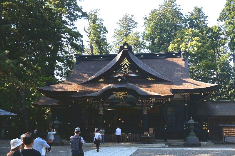 香取神宮_拝殿