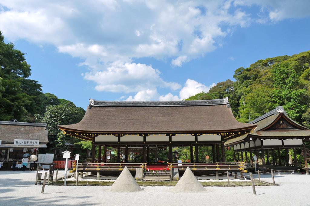 上賀茂神社画像